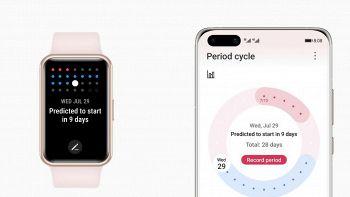 huawei watch fit smartwatch donna