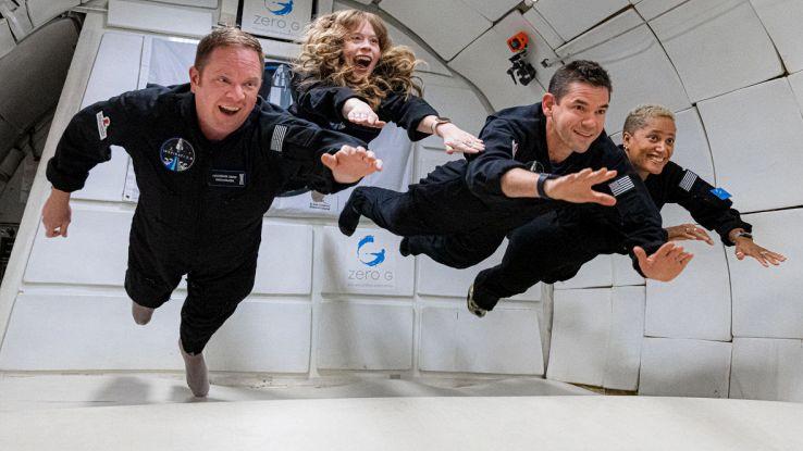 I viaggi spaziali e l'importanza della toilette