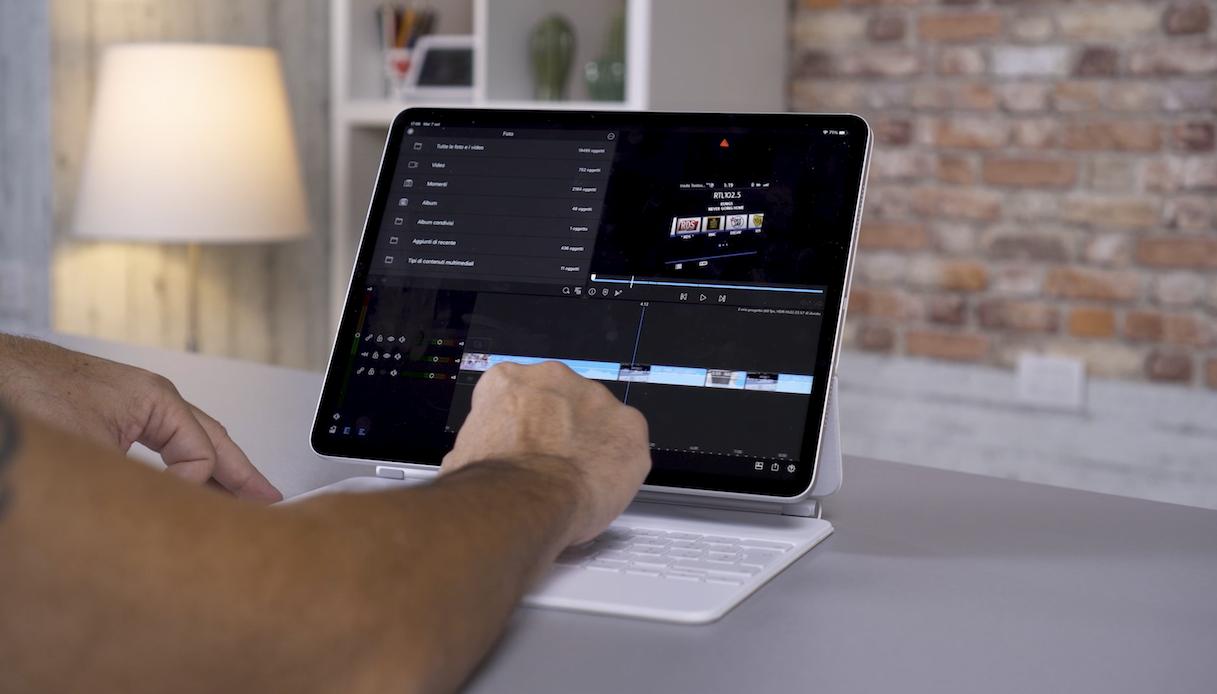 Il nuovo iPad Pro 2021