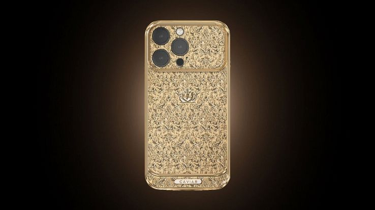 iphone 13 più costoso caviar