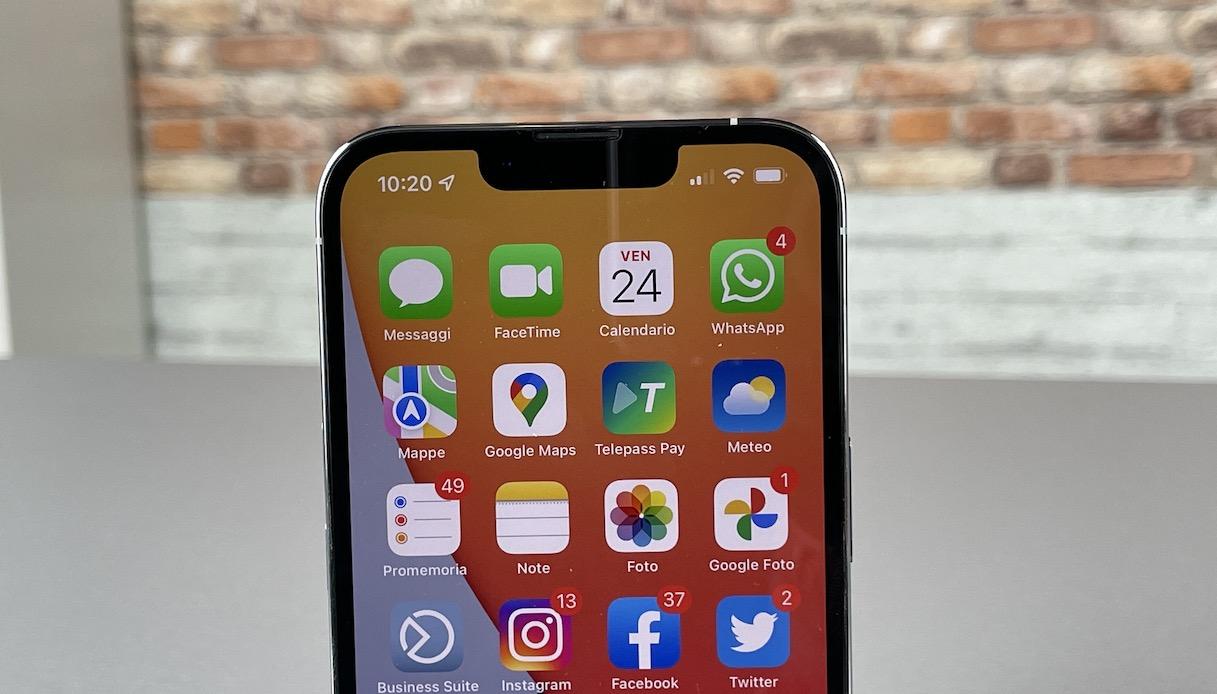 Display iPhone 13 Pro