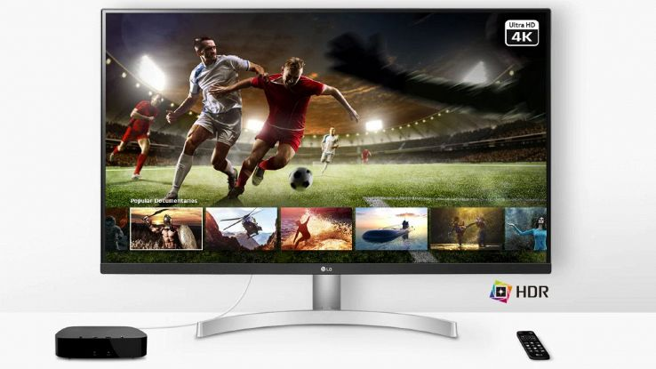 LG 32UN500 Monitor