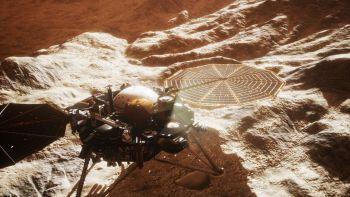 La NASA ha registrato un lungo e potente terremoto su Marte