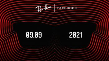 occhiali smart rayban facebook