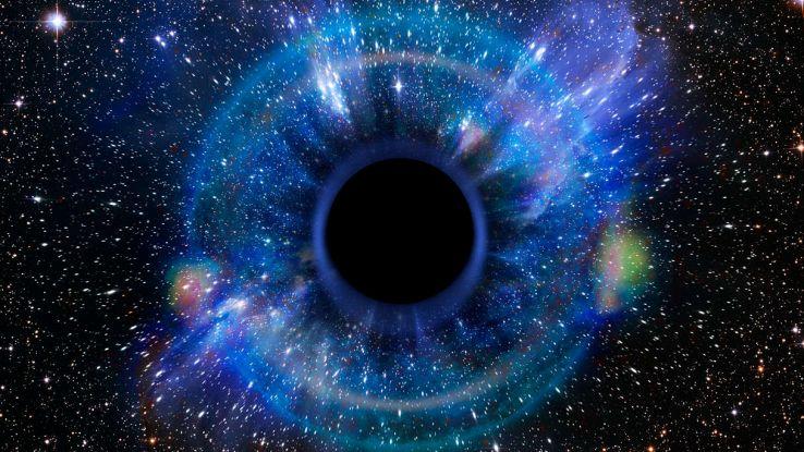 L'energia oscura forse rilevata per caso