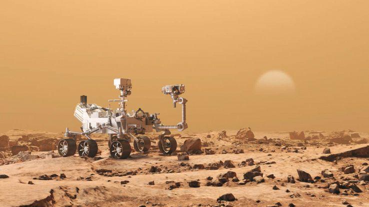 Quali oggetti abbiamo lasciato sul pianeta rosso