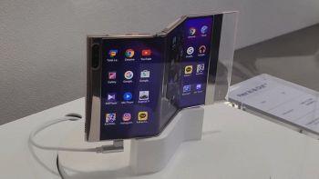 samsung display smartphone multipieghevole