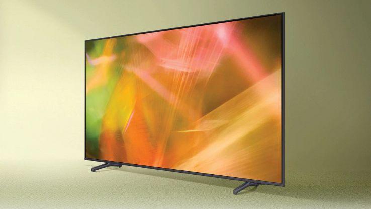 Samsung smart TV UE55AU8070UXZT