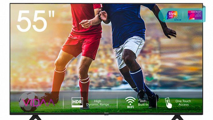 Smart TV Hisense 55AE7000F