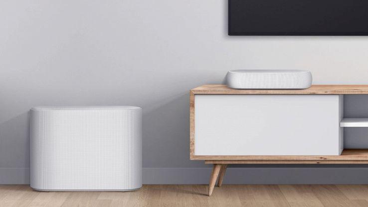 Soundbar LG Enclair QP5W