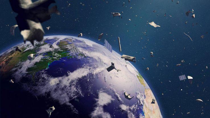 Come puliremo lo spazio?