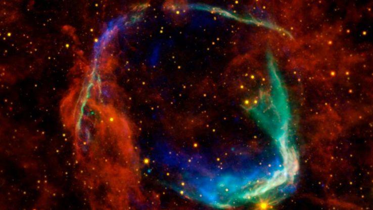 Ora si sa cosa ha causato la strana luce nel cielo circa 900 anni fa