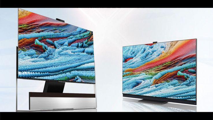 tcl smart tv 8k mini led