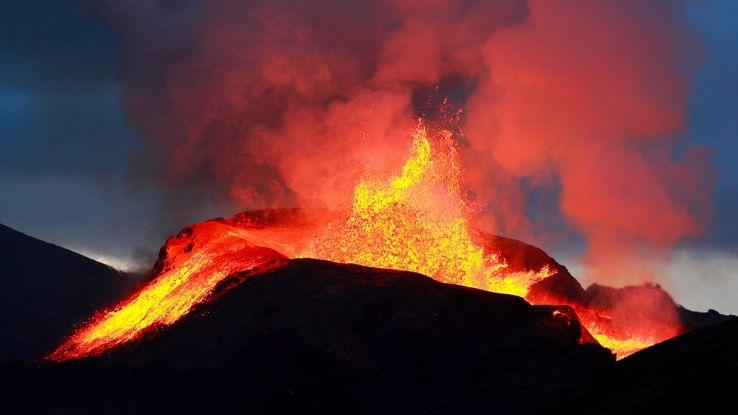 L'eruzione vulcanica più lunga degli ultimi 50 anni