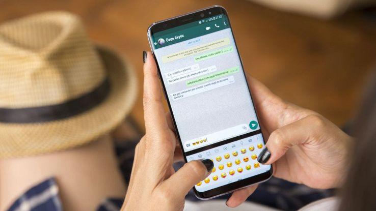 whatsapp due telefoni