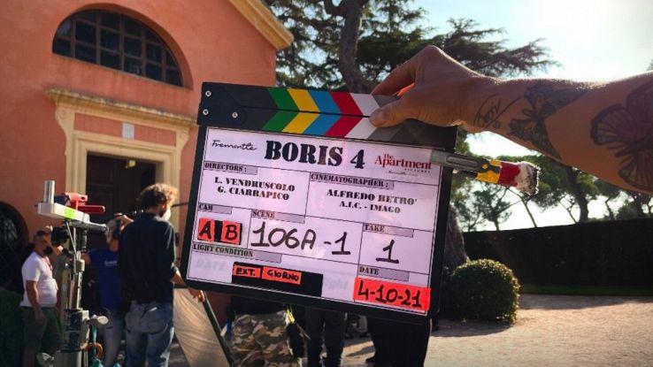 Boris: al via le riprese della quarta stagione