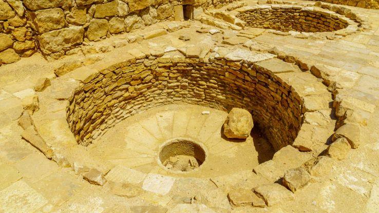 La cantina più grande dell'epoca bizantina