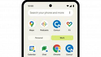 google profilo lavoro android