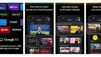 app android google tv