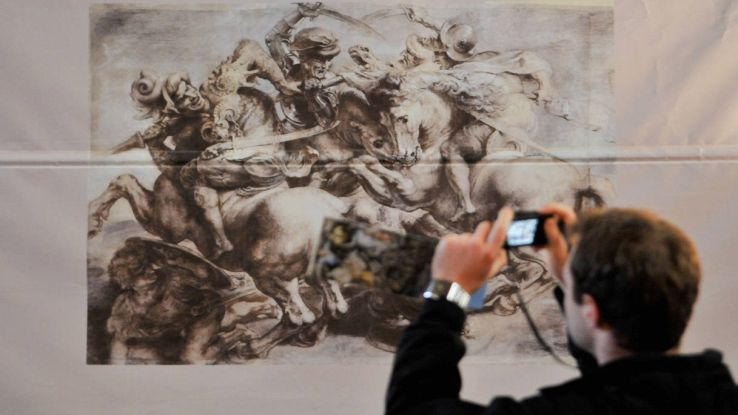 La Battaglia di Anghiari di Leonardo è uno dei tesori nascosti della storia