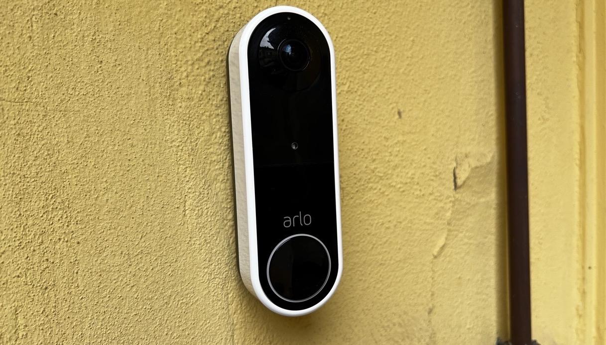 Migliori videocitofoni smart il modello di Arlo
