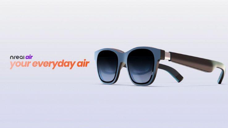 occhiali smart nreal air