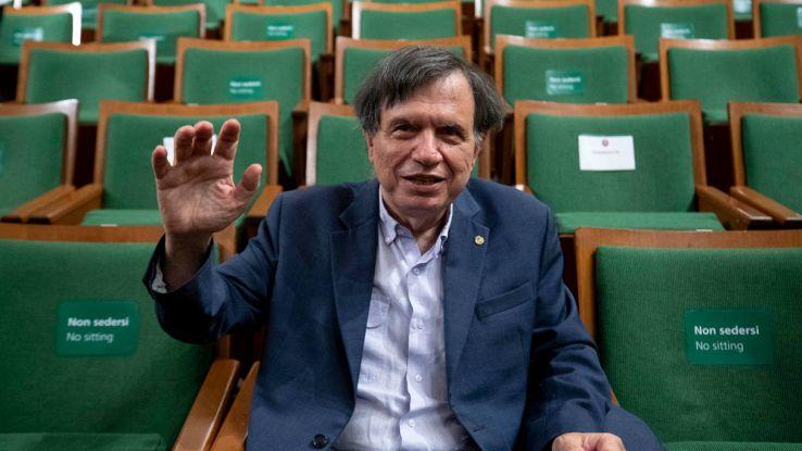 Giorgio Parisi, premio Nobel per la Fisica 2021