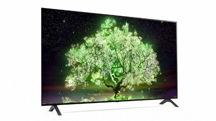 Smart TV LG OLED 55A16LA 4k 55 pollici