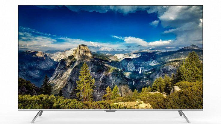 Smart TV Metz MCU7000 4K 55 pollici