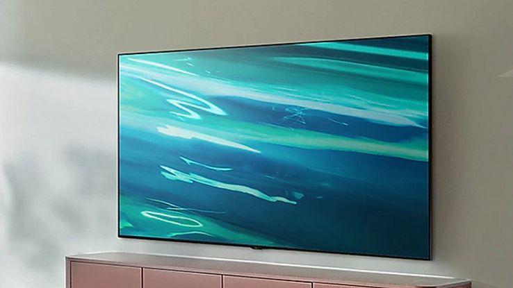 Smart TV Samsung QLED serie Q80A