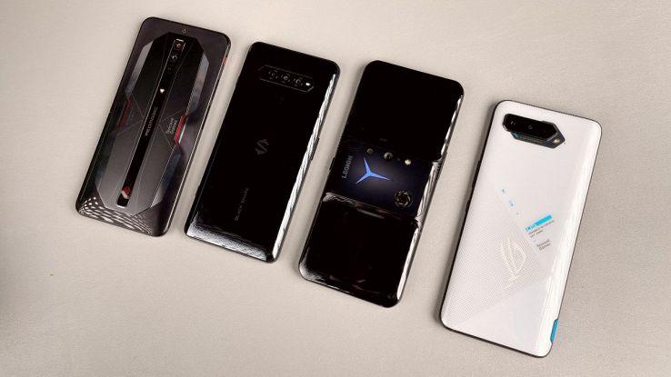 smartphone android più potenti settembre 2021