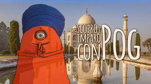 Scopro e imparo con Pog: il Taj Mahal