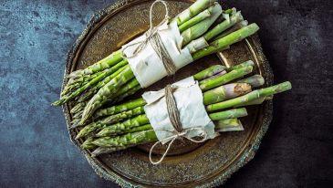 Dieta con gli aspargi
