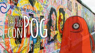 Scopro e imparo con Pog: alla scoperta del muro di Berlino