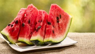 Le frutta dell'estate