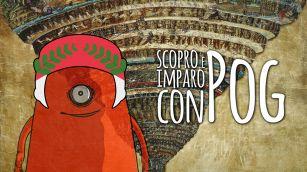 Scopro e imparo con Pog: la vita e le opere di Dante Alighieri