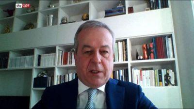 Franco Locatelli (Css) a Sky TG24: da metà marzo -40% di contagi