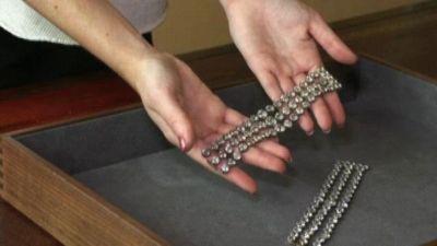 All'asta i preziosi diamanti di Maria Antonietta