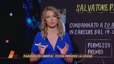 Salvatore Parolisi: la legge sui permessi premio