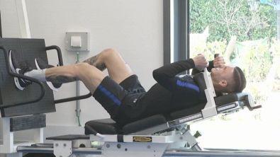 Inter, Icardi si allena con i compagni