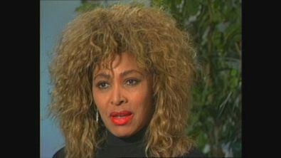 Tina Turner spiega come essere i migliori a Superclassifica Show 1989