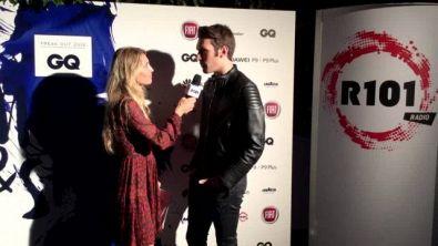 Giovanni Caccamo: intervista al GQ Freak Out 2016