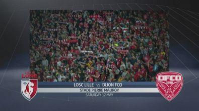 Lille - Digione 2-1