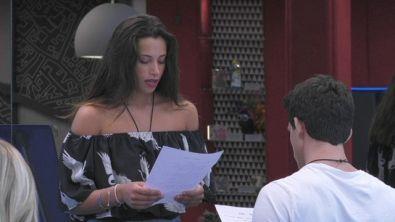 Scena balcone: Matteo e Alessia