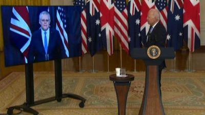 Usa serrano le fila, con Gb e Australia è alleanza anti Pechino