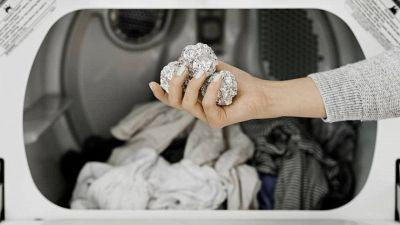 Carta alluminio in lavatrice: il segreto per un bucato perfetto