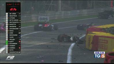 Muore pilota di Formula 2