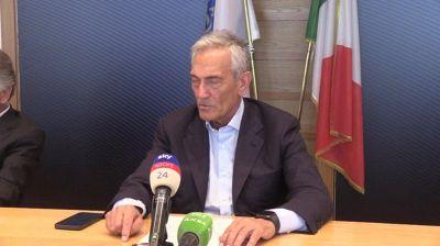 """Calcio, Gravina: """"Valutiamo Green Pass anche per tesserati"""""""