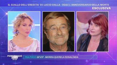 Lucio Dalla - Oggi l'anniversario della morte
