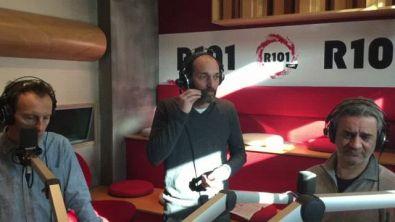Max Laudadio special guest della Banda di R101